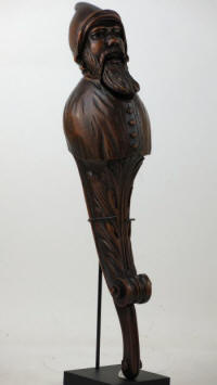 17th Century Nutcracker carved in France - First View