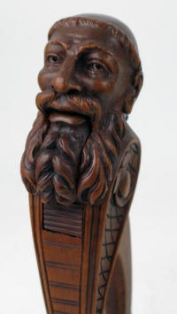 18th Century Nutcracker carved in France- Second View