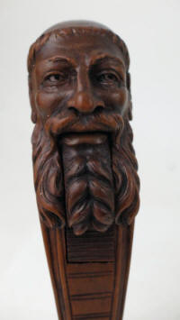 18th Century Nutcracker carved in France - Third View