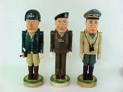 World War II Figures